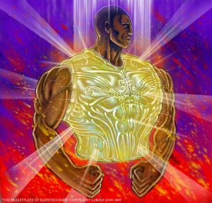 Breastplate of Righteousness by LaRoyce Jones 2009